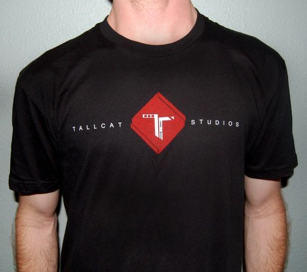 TallCat Logo Tee