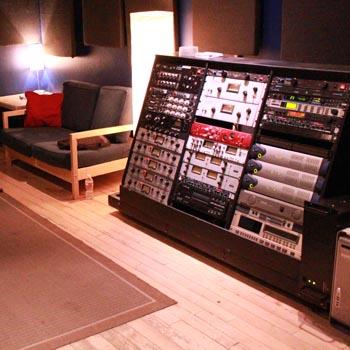 Studio A Outboard Rack 1