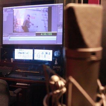 studio b booth to studio b control