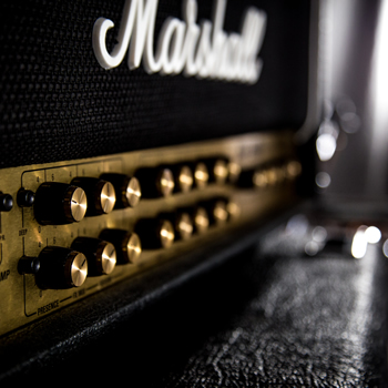 Recording Studio Guitar Amplifier
